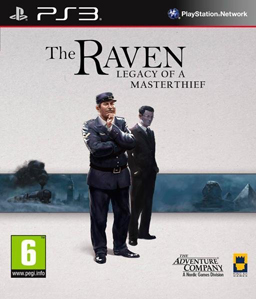 The Raven: Legacy of a Master Thief PS3
