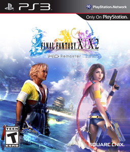 Final Fantasy X-2 HD PS3