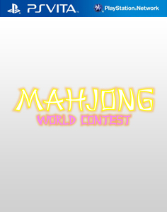 Mahjong World Contest Vita Vita
