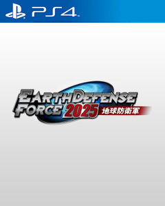 Earth Defense Force 2025 PS4