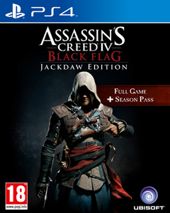 Assassin's Creed 4: Black Flag Jackdaw Edition PS4
