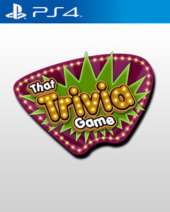 That Trivia Game PS4