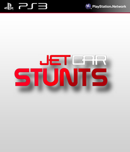Jet Car Stunts PS3