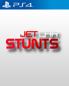 Jet Car Stunts PS4
