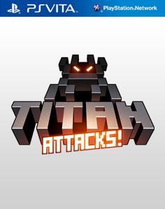 Titan Attacks! Vita Vita