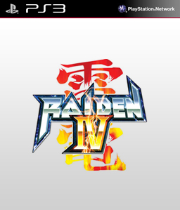 Raiden IV: OverKill PS3