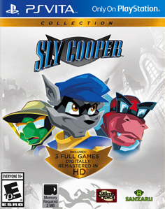 Sly 2: Band of Thieves Vita Vita