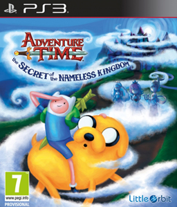 Adventure Time: The Secret of the Nameless Kingdom PS3