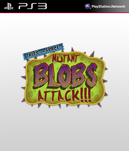 Tales from Space: Mutant Blobs Attack PS3