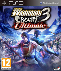 Warriors Orochi 3 Ultimate PS3