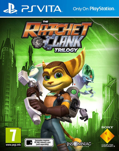 Ratchet & Clank: Up Your Arsenal Vita
