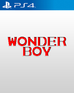 Wonder Boy PS4