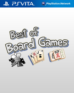 Best of Board Games Vita Vita