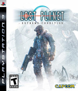 Lost Planet: Extreme Condition PS3