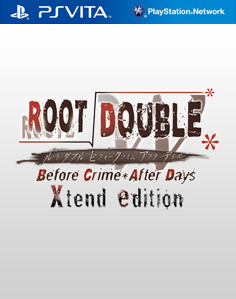 Root Double: Before Crime * After Days - Xtend Edition Vita