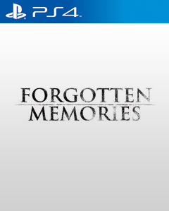 Forgotten Memories PS4