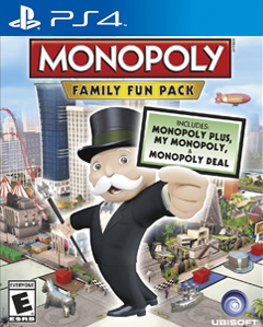 Monopoly Family Fun Pack PS3