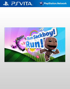 Run Sackboy! Run! Vita