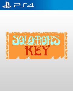 Solomon's Key PS4