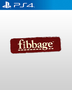 Fibbage: The Hilarious Bluffing Party Game PS4