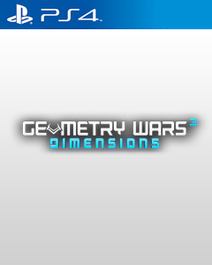Geometry Wars 3: Dimensions PS4