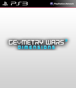 Geometry Wars 3: Dimensions PS3