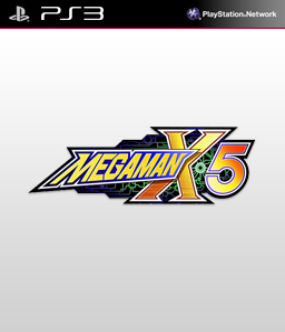 Mega Man X5 PS3