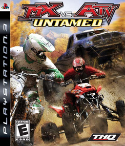 MX vs ATV: Untamed PS3