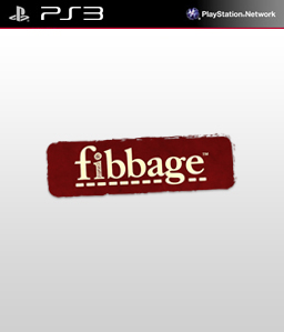 Fibbage: The Hilarious Bluffing Party Game PS3