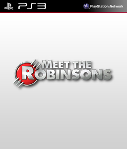 Meet The Robinsons PS3