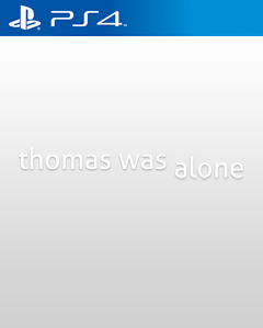 Thomas Was Alone PS4