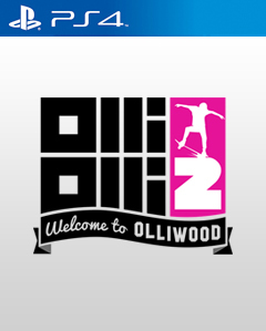 OlliOlli 2: Welcome to Olliwood PS4