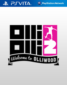 OlliOlli 2: Welcome to Olliwood Vita Vita