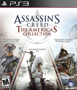 Assassin's Creed: The Americas Collection PS3