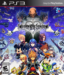 KINGDOM HEARTS Re:coded PS3