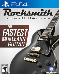 Rocksmith 2014 Edition PS4
