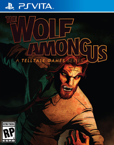 The Wolf Among Us Vita Vita