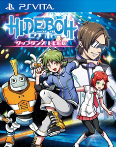 Hideboh Tap Dance Hero Vita