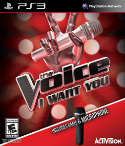 The Voice PS3