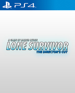 Lone Survivor: The Director's Cut PS4