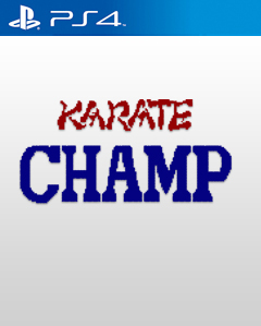 Karate Champ PS4