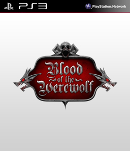 Blood of the Werewolf PS3