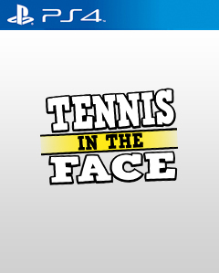 Tennis in the Face PS4