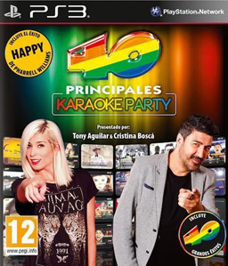Los 40 Principales: Karaoke Party PS3