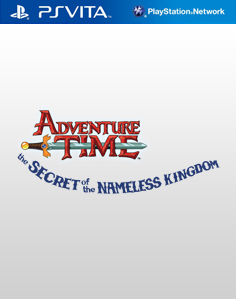 Adventure Time: The Secret of the Nameless Kingdom Vita Vita