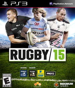 Rugby 15 PS3