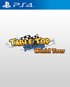 Table Top Racing World Tour PS4