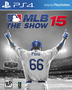 MLB 15 The Show PS4