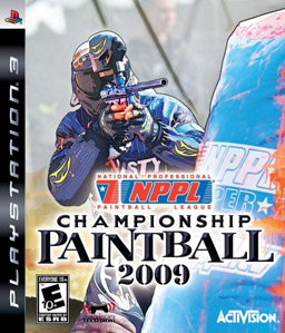 Paintball: Breakout 2009 PS3