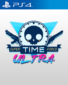 Super Time Force Ultra PS4